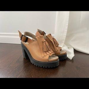 Dr. Martens Seraphina Slingback Heeled Platform Sandal 🍯
